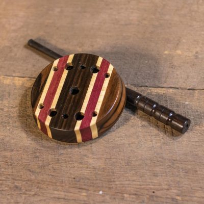 Ebony, Purpleheart, Maple Turkey Call by Mountain Music Game Calls