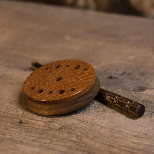 Leopardwood and Walnut Turkey Call by Mountain Music Game Calls